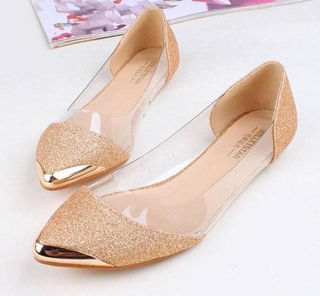 types of ladies footwear with names
