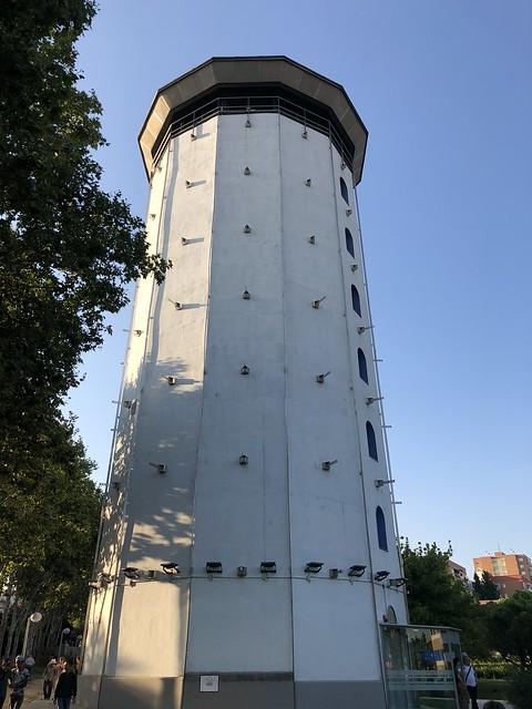 El Silo de Hortaleza (Madrid)