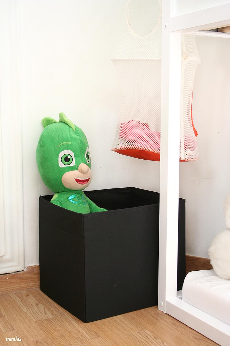 almacenaje Ikea habitación infantil