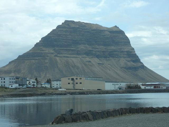 Grundarfjordur (Snaefellsnes, Islandia)