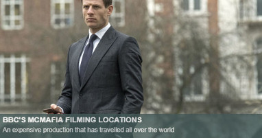Where is mcmafia filmed