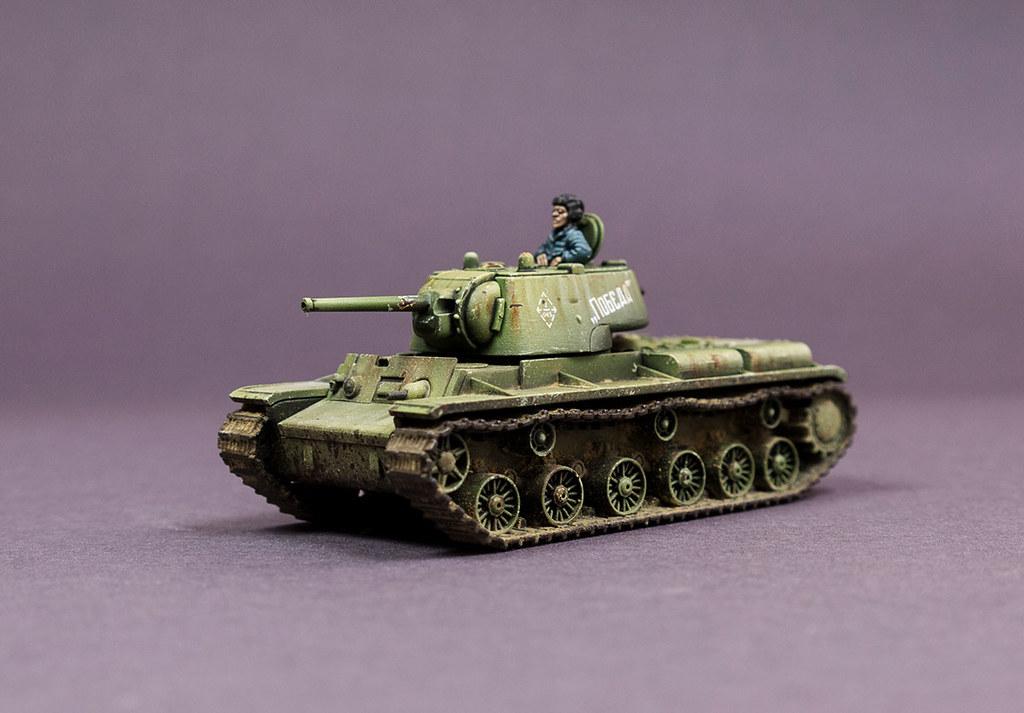 Soviet KV1