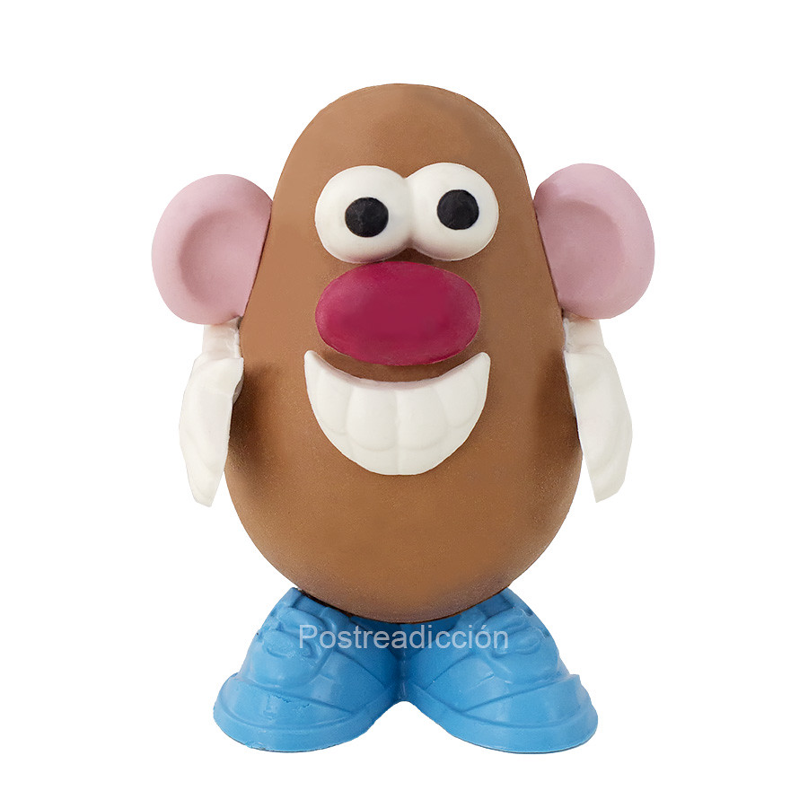 mr potato chocolate