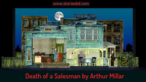 death of a salesman by arthur millar - bangla summary and  characters~1