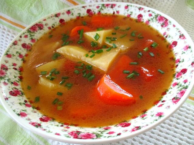 My ABC soup 1