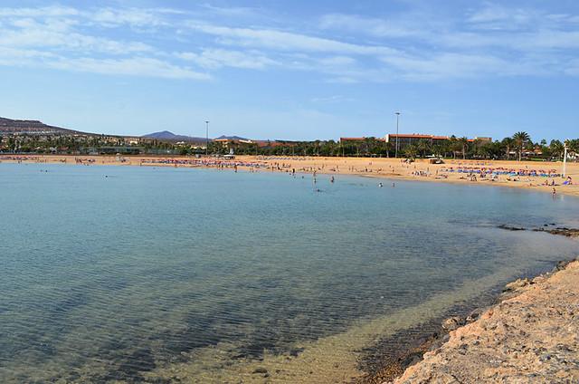 Caleta de Fuste, Fuerteventura, Canary Islands