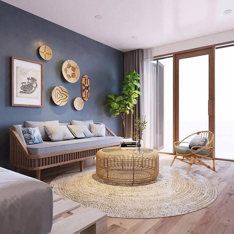 Các mẫu homestay nội thất đẹp
