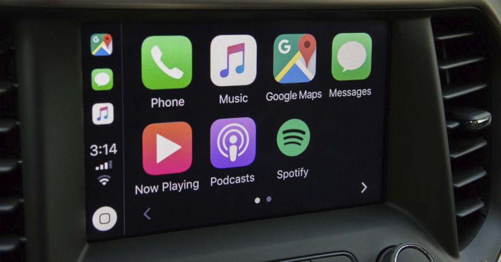Google Maps ya en Apple CarPlay con iOS 12, e indicios de un iPad Pro con Face ID