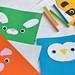 Animal Pocket Folders