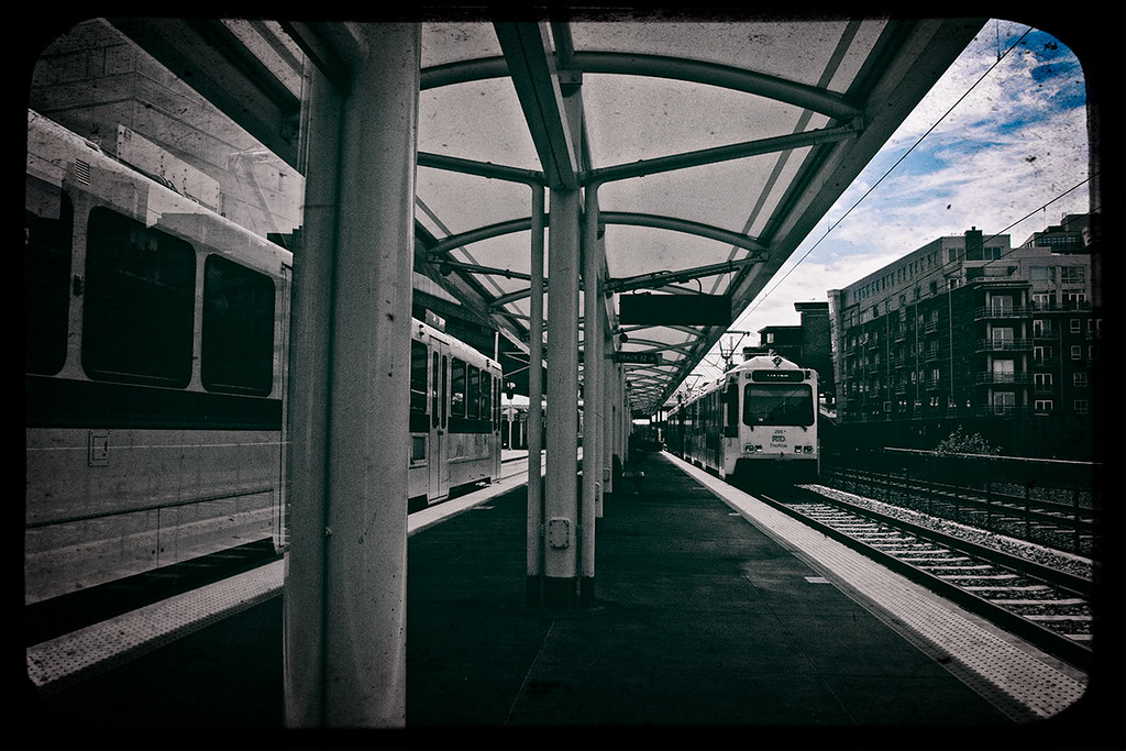Light Rail: Union Station, Denver
