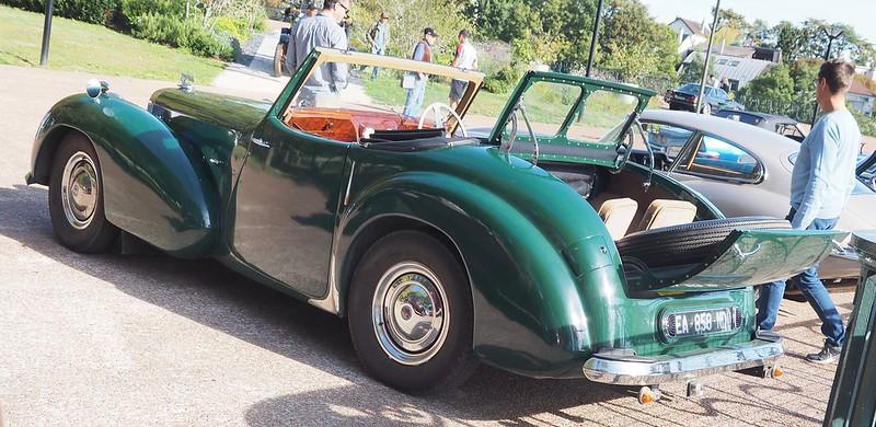 Triumph 2000 TR 1948/49 43664866425_40bb8a38ab_c