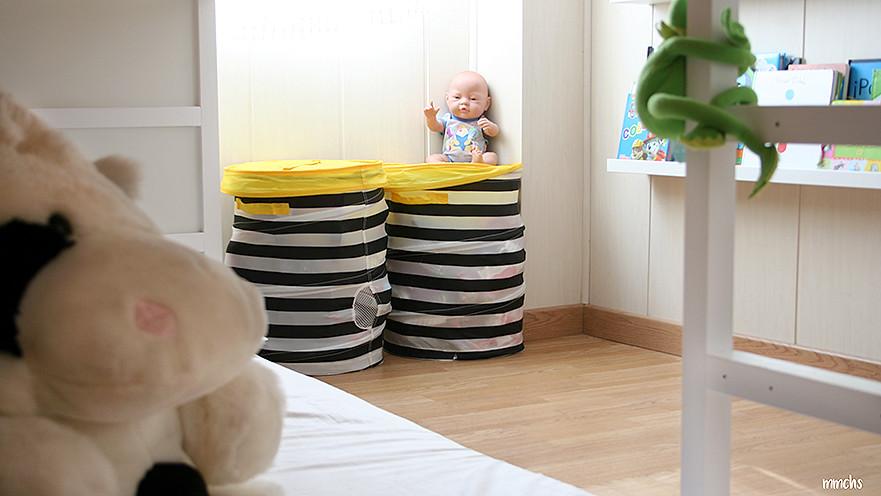 almacenaje habitación infantil Ikea