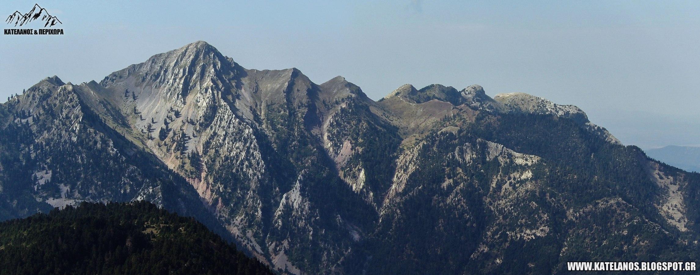 κουτουπας κουτπας βουνο προφητης ηλιας αη λιας παναιτωλικο ορος