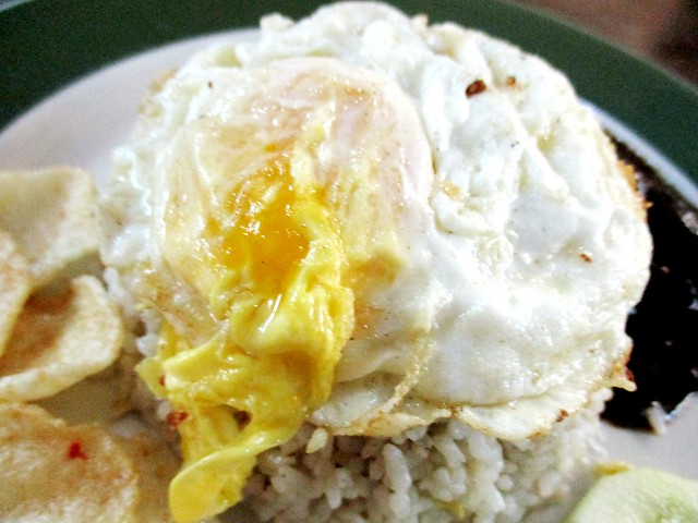 Fried egg, fail!