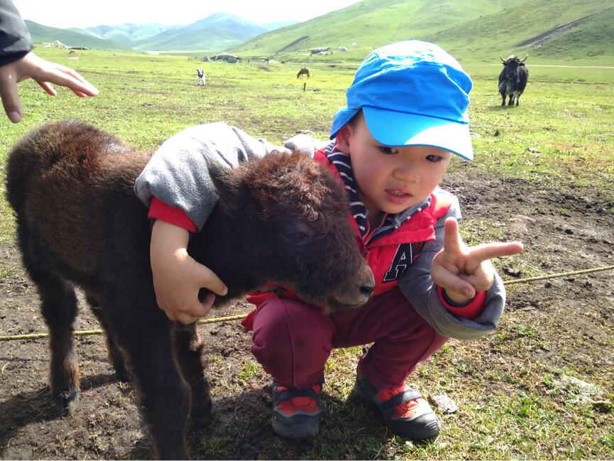 透過課程與活動,在小孩心中播下環境保護的種子。照片提供:趙中(不適用CC共創授權)