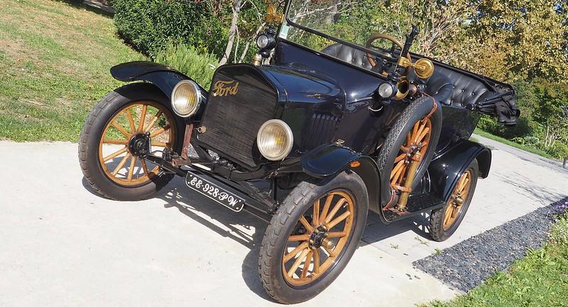 Ford T 1920 30705822988_7c453b95f0_c