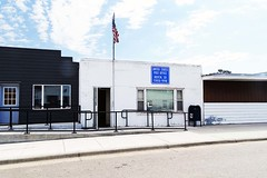 Hoven, SD post office