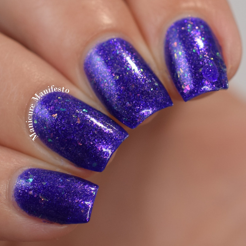 Girly Bits Grape Escape review