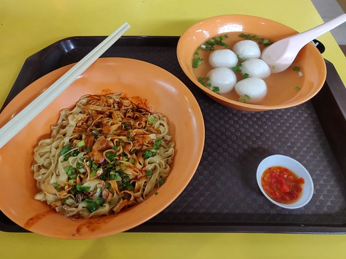 Fishball Noodle