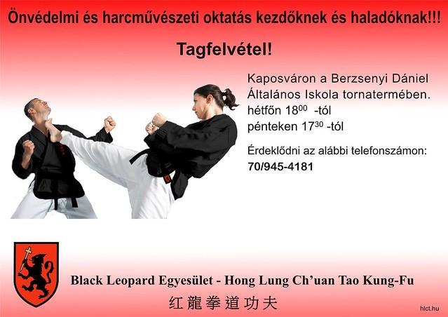 H.L.C.T. - Önvédelmi és harcművészeti oktatás kezdőknek és haladóknak!