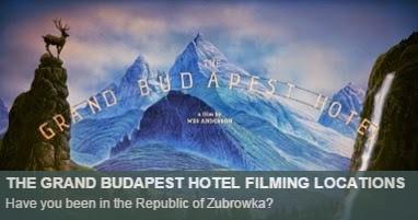 Dónde se rodó Gran Hotel Budapest