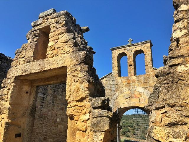 Iglesia de de Castelo Mendo