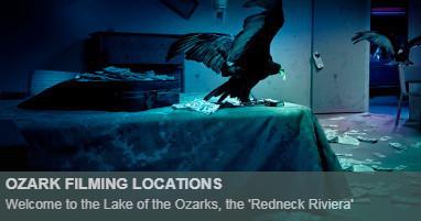 Where is ozark filmed