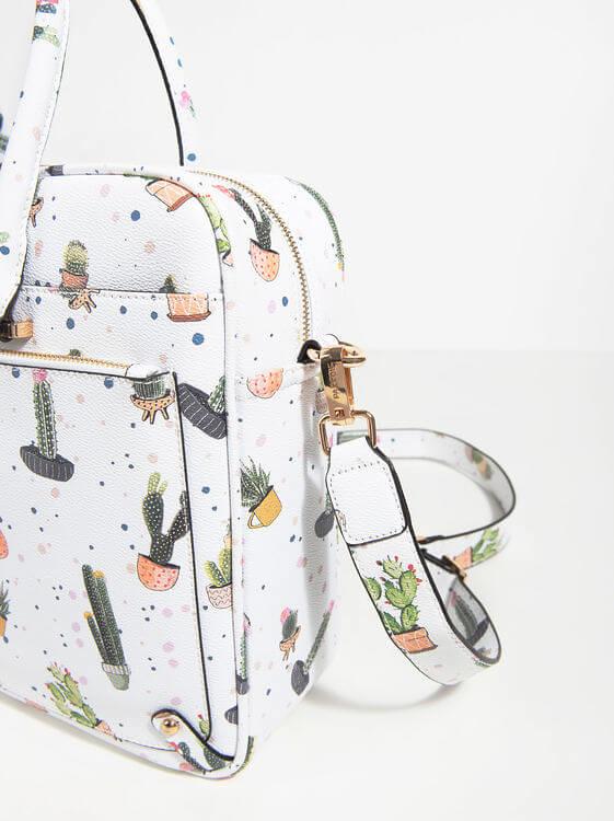 Túi xách nữ Parfois Maletín Cactus xuất khẩu