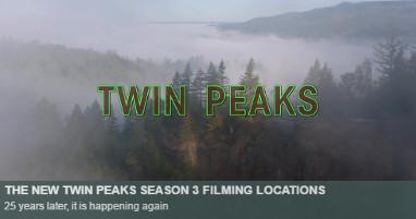 Where is twin peaks filmed