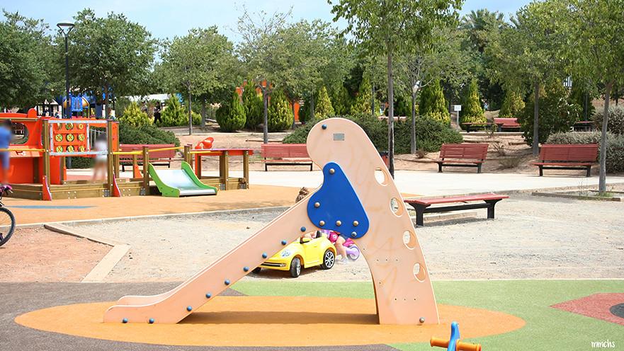 parque central o parque Tiro de Pichón de Paterna