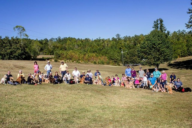 2016 Rescue Romp Group Photo