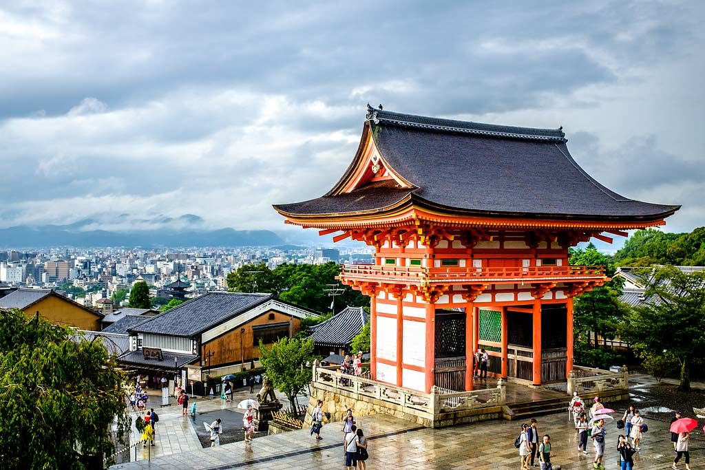 Киото Япония
