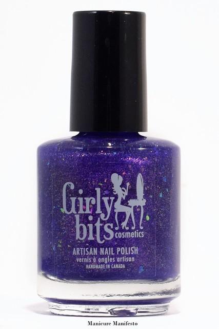 Girly Bits Grape Escape