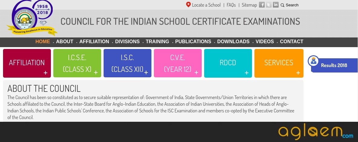 ICSE Result 2019 (Declared)  ICSE 10th result 2019- Check Here