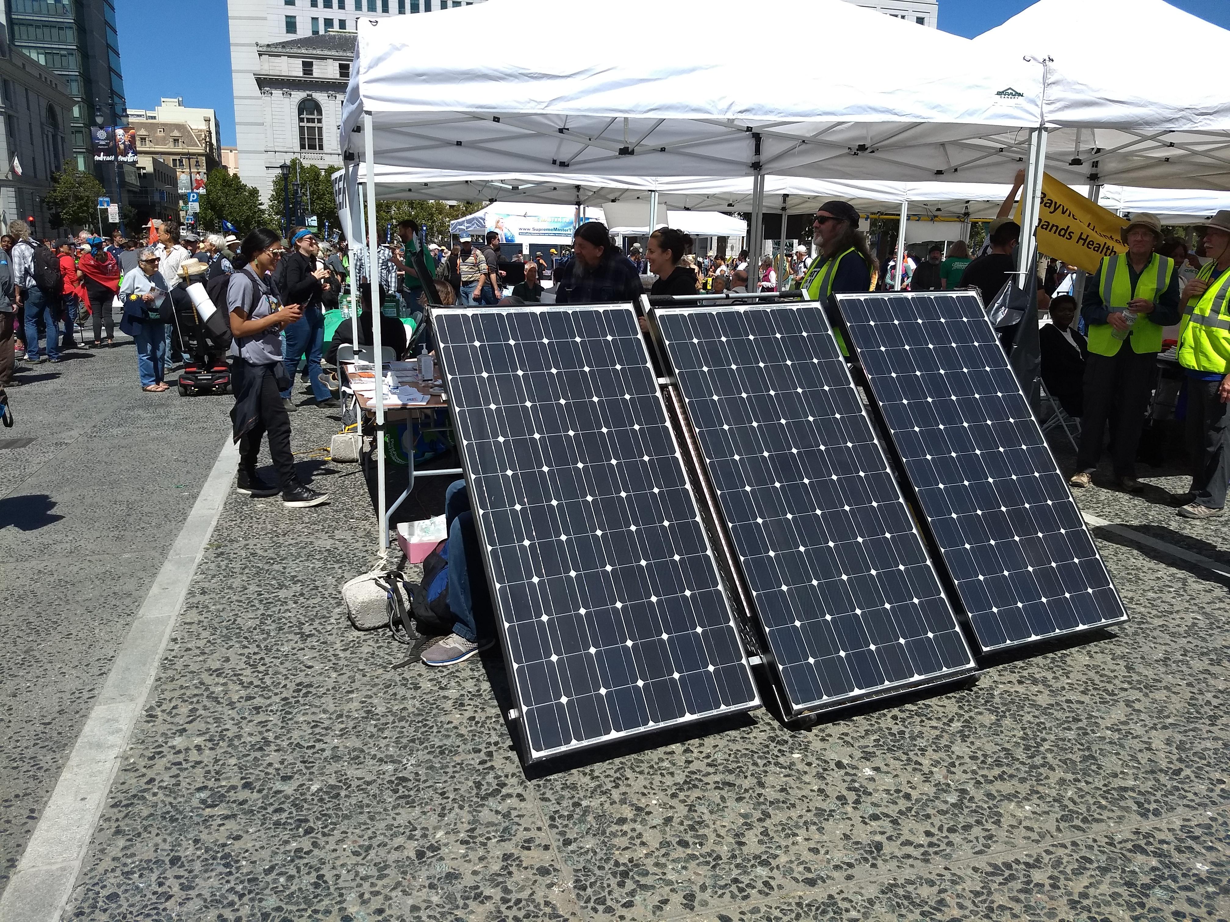 Indigenous Peoples Link Their Development to Clean Energies