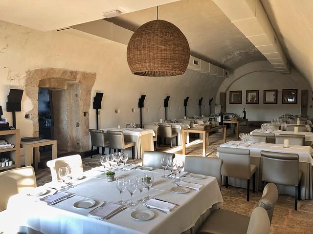 Restaurante del Fuerte de la Concepción (Aldea del Obispo, Salamanca)