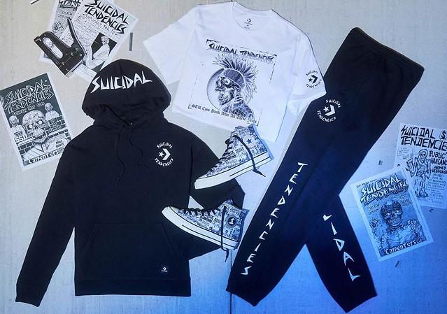 Suicidal Tendencies hợp tác cùng Converse trong album mới