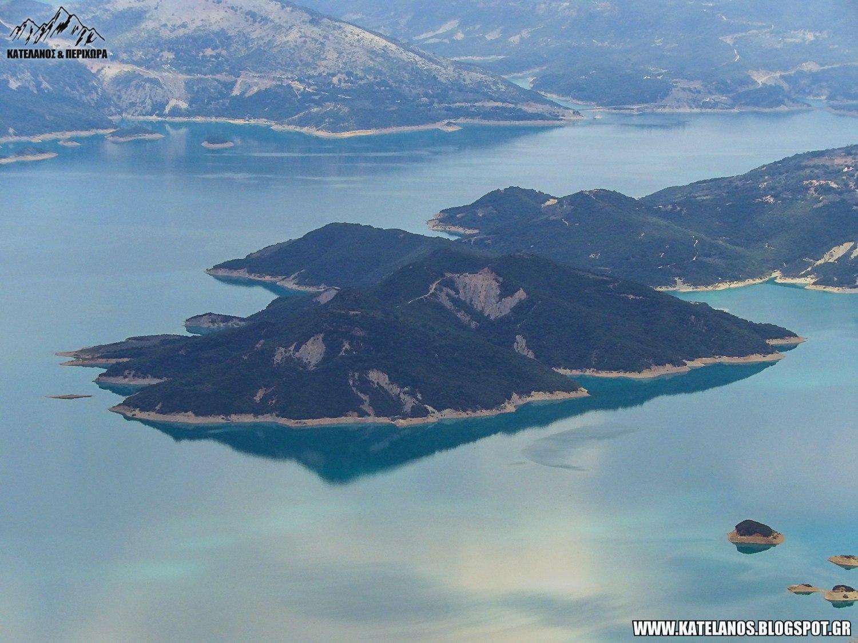 αξιοθεατα αιτωλοακαρνανιας λιμνη κρεμαστων