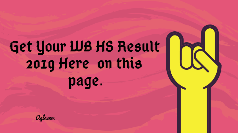 WB HS Result 2019