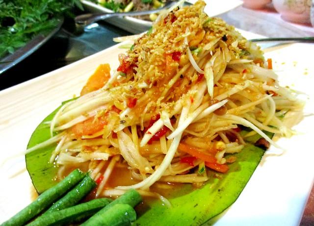 Flavours Thai Kitchen som tam