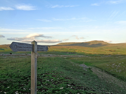 Signpost to Horton