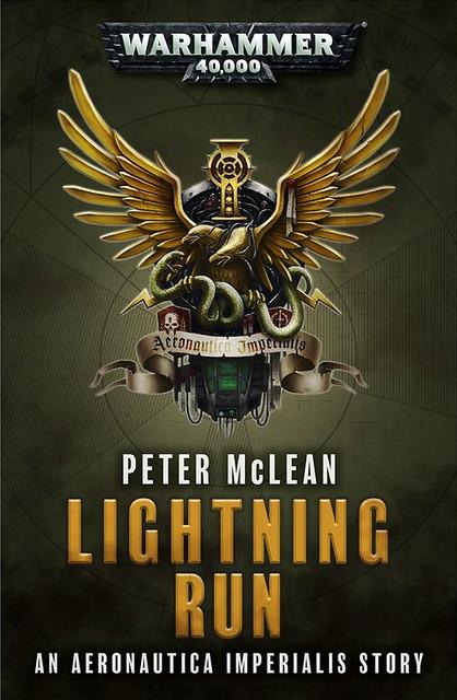 «Полёт со скоростью молнии» | Lightning Run by Peter McLean