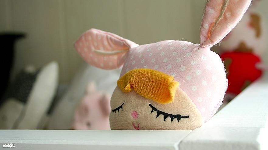 muñeca Bunny Doll Tutete