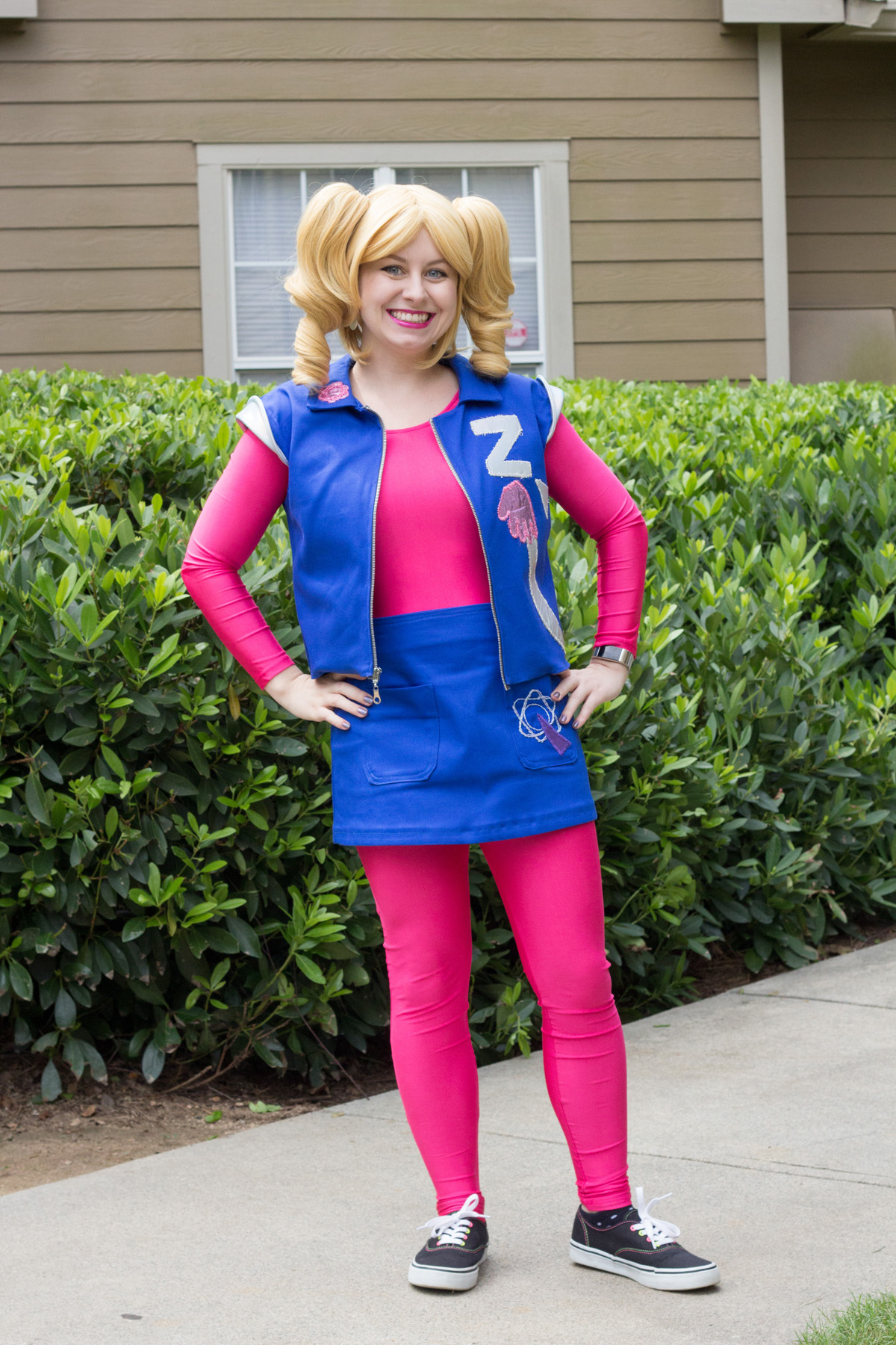 Zenon Disney Channel Original Movie Costume