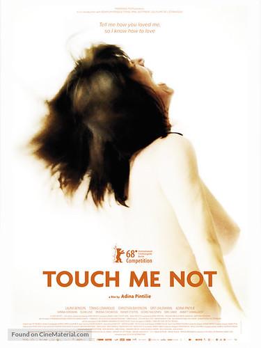 Dokunma Bana - Touch Me Not (2018)