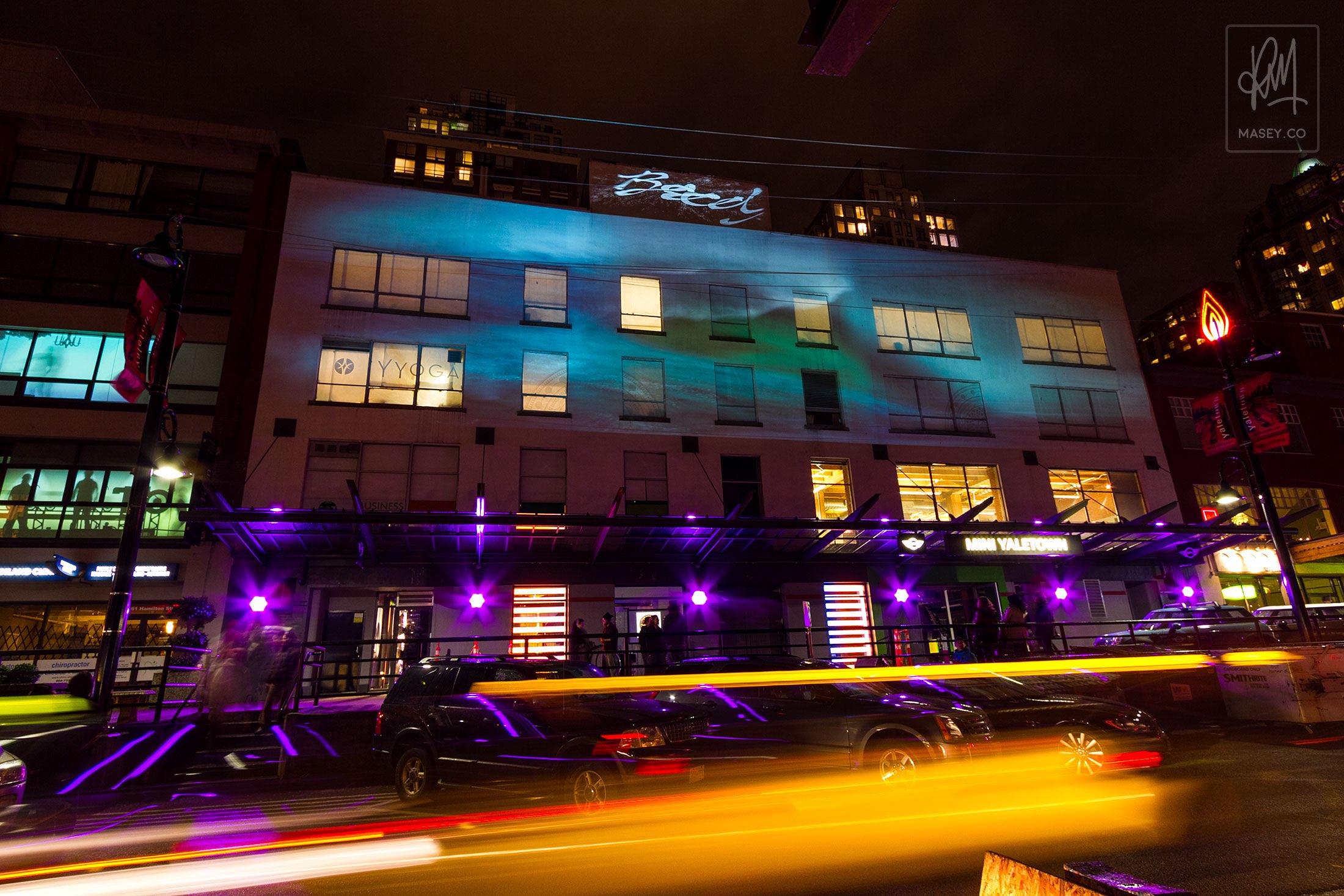 Illuminate Yaletown 2011