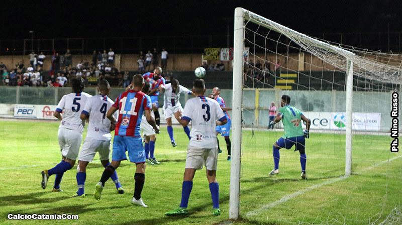 Aya e Marotta firmano il 2-0 catanese a Paternò