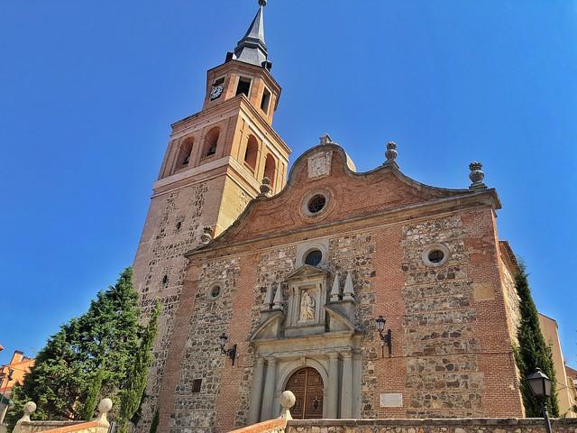 Iglesia de San Pedro ad Vincula de Vallecas (Madrid)