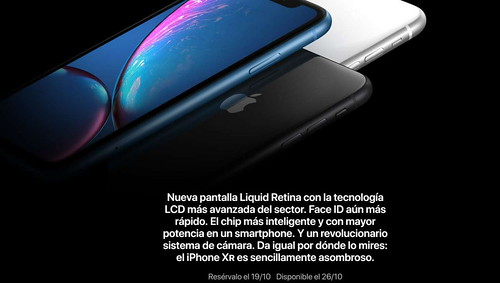 iPhone XS Max-Pantalla