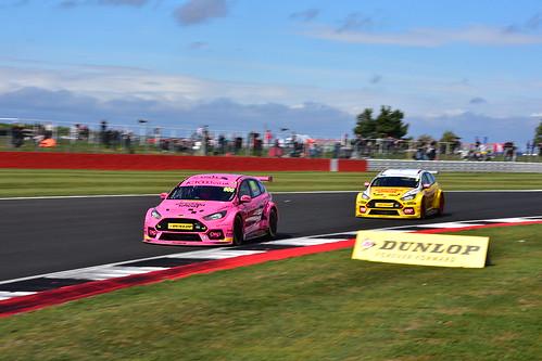 Sam Tordoff, Ford Focus RS, British Touring Car Championship, Silverstone 2018